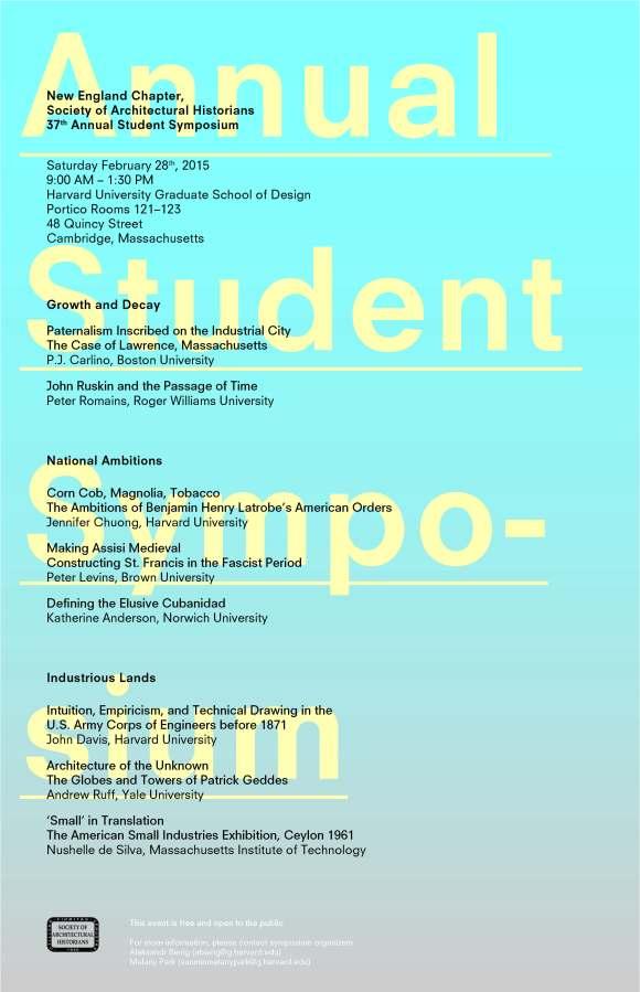 FINAL_2015 NESAH Symposium poster