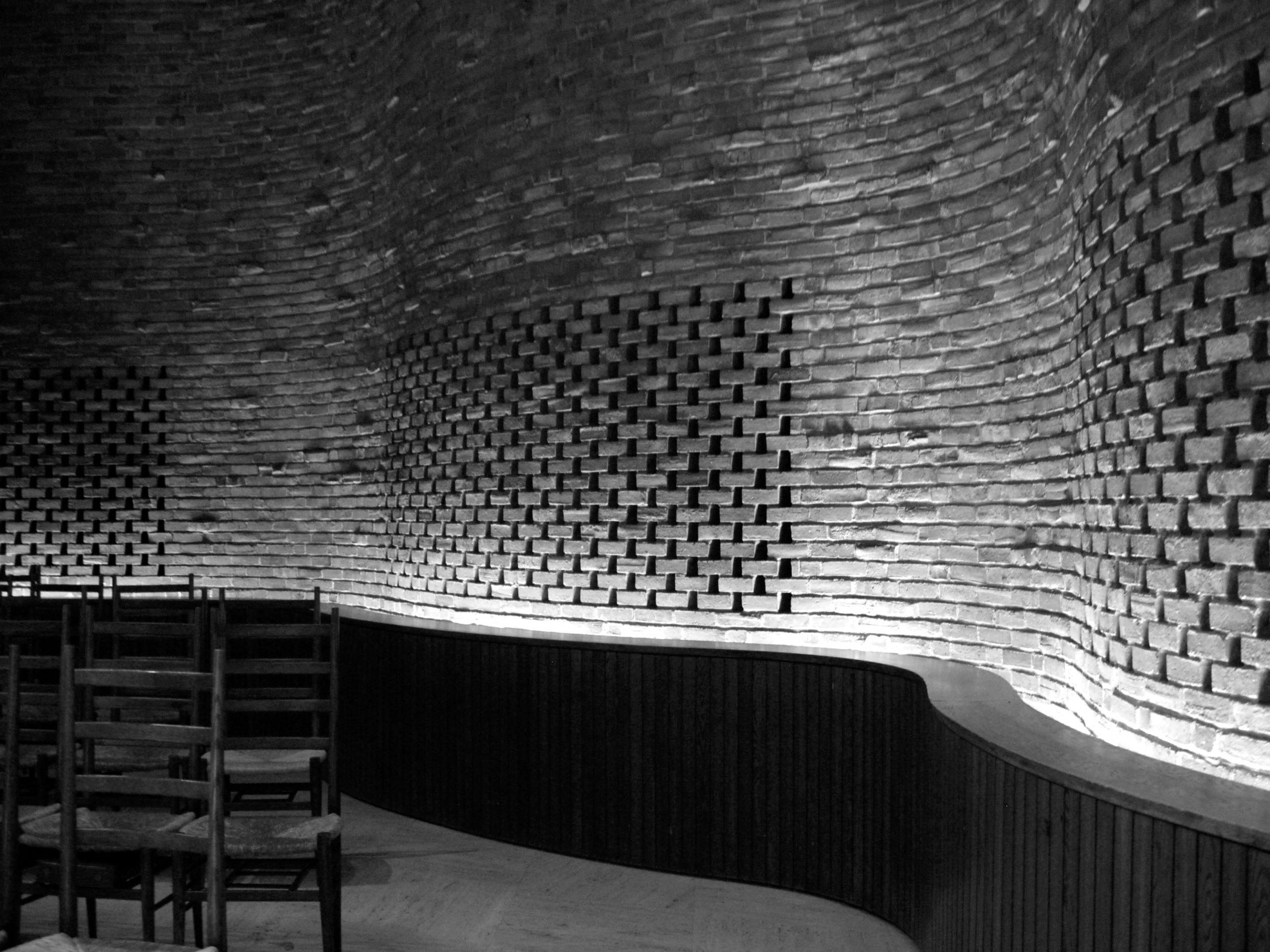 MIT Chapel Lighting